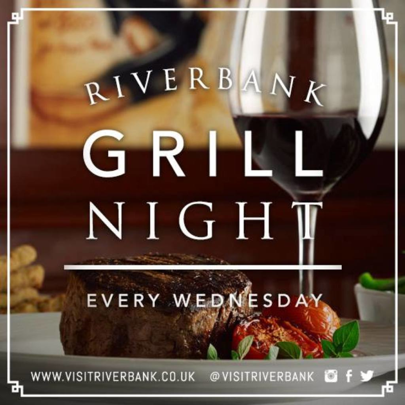Grill Night - Every Wednesday