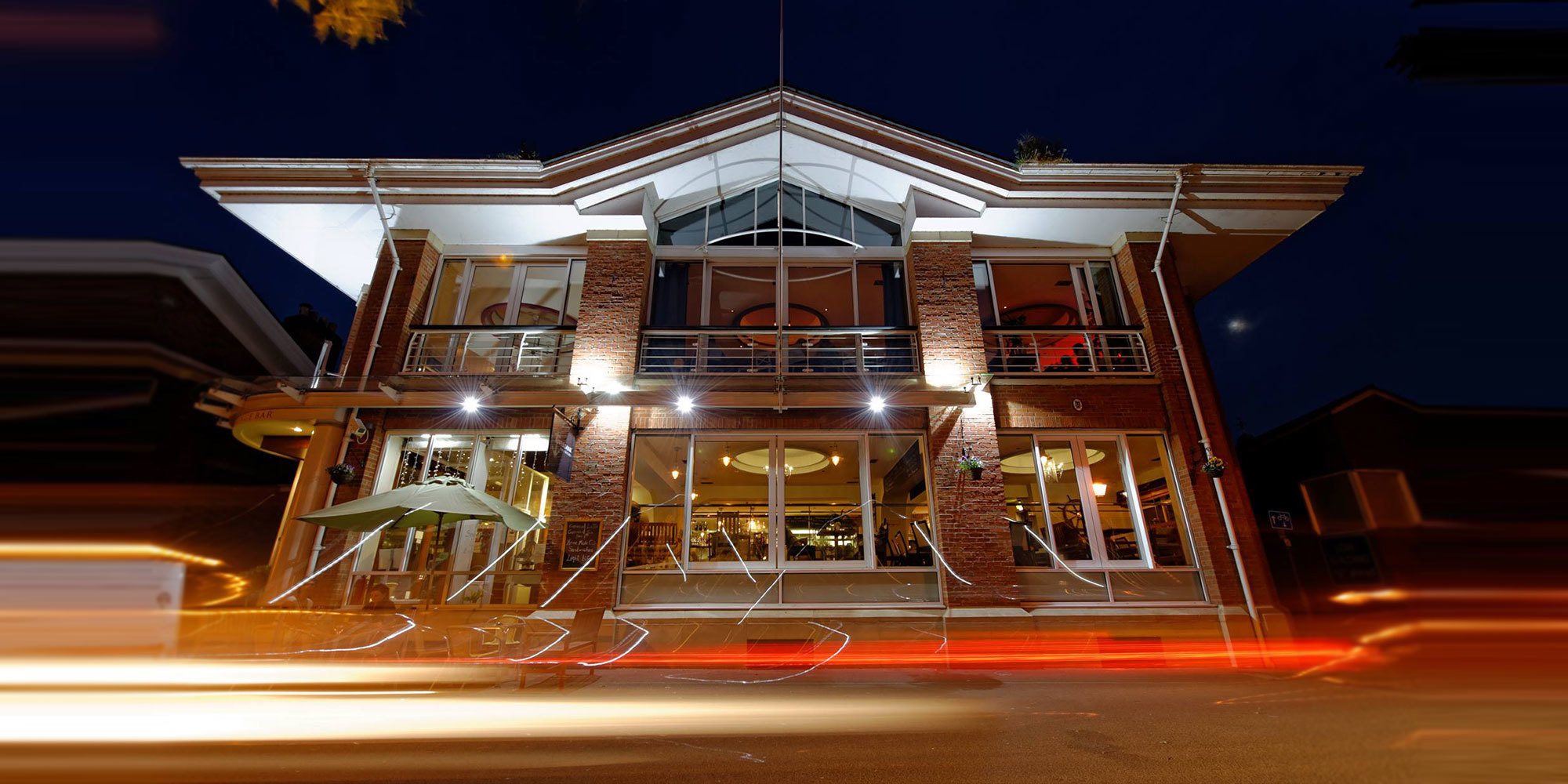 Riverbank Bar Grill Shrewsbury Restaurant